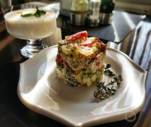 zavtrak salat i desert korporativnoepitanie fortunacatering