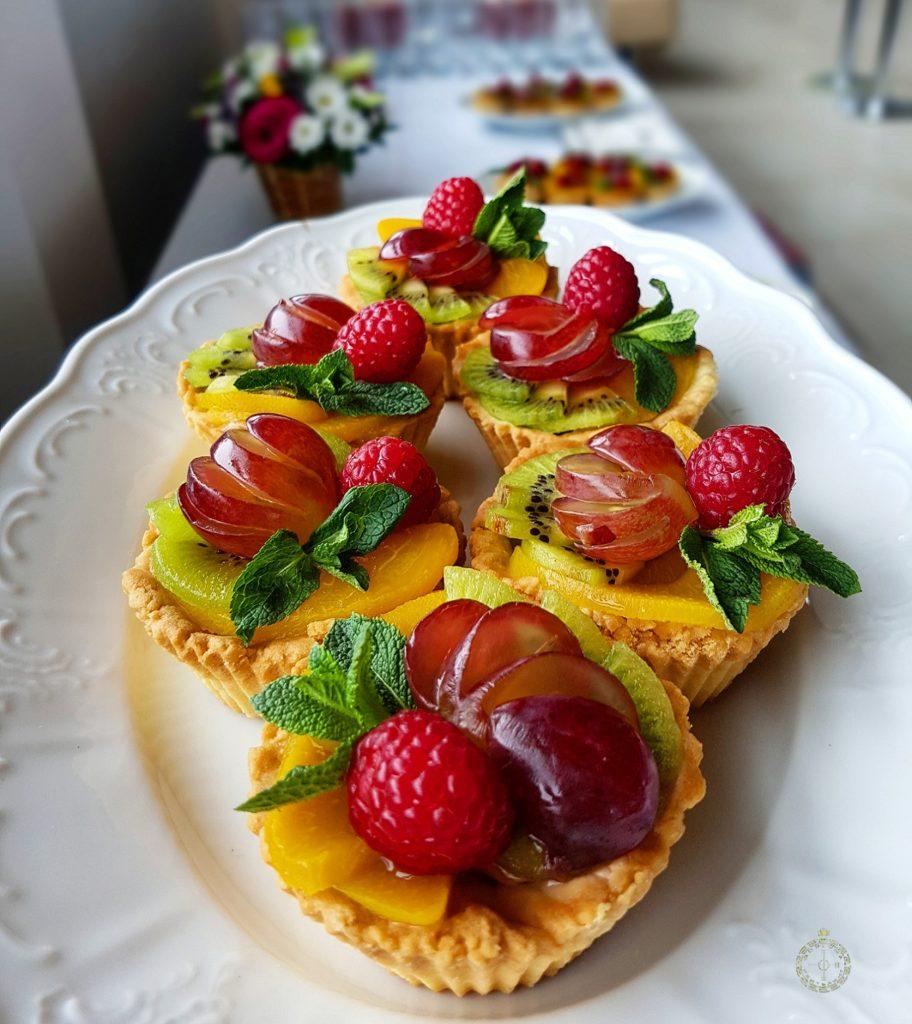 Kofebrejk desert fortunacatering
